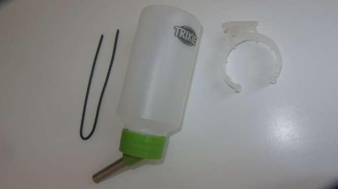 Поилка Trixie для грызунов хомяка мышей крысы 100 мл Клетка для хомяка