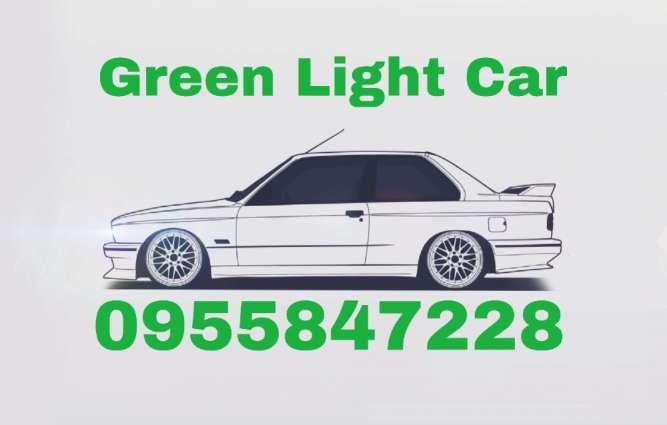 Green Light Car