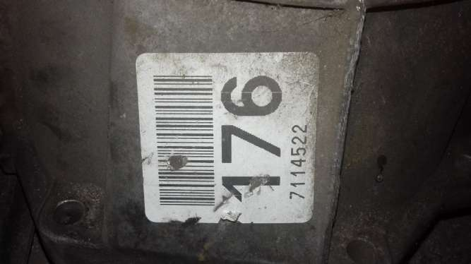 МКПП кпп коробка передач mercedes w202 R 202 261 00 20 двс мотор 1.8