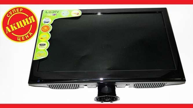 """LCD LED L17 Телевизор 15,6"""" DVB - T2 12v/220v HDMI IN/USB/VGA/SCART/CO"""