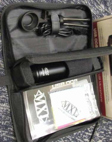 Микрофон USB конденсаторный Marshall Electronics MXL USB.008 006