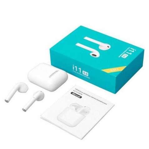 ХИТ!!! Беспроводные Bluetooth наушники - i11s