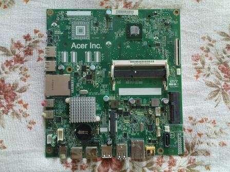 Продам материнскую плату eMachines EZ1700 с 4-х поточным процессором