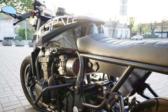 Продам Мотоцикл Kawasaki GPX 600 R (ninja) custom 1992 г.в