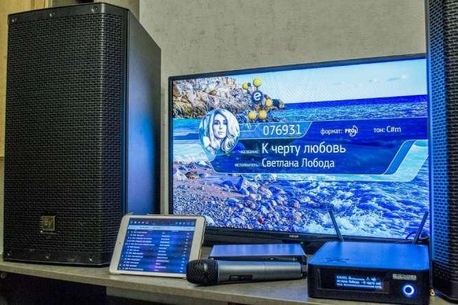 Караоке-система Evolution Lite2 Premium от производителя!