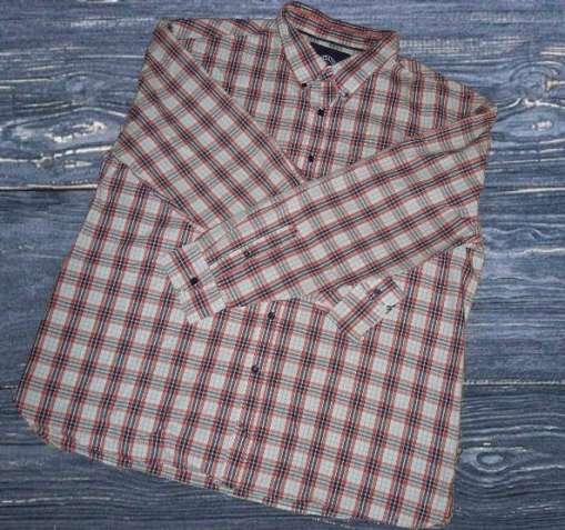 b271beb000e Стильная брендовая мужская рубашка дл рукав George
