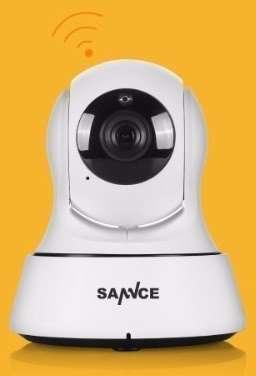 SANNCE ip-камера Wi-Fi 720 P, ночное видение камера, детский монитор